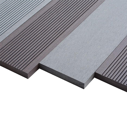 Smartboard Composite Decking Grey and Brown