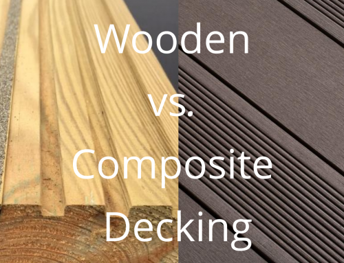 Garden Decking – Wood vs Composite?