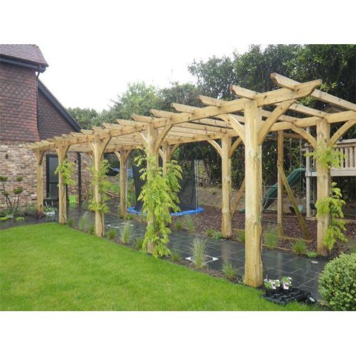 Pergola by Crestala Fencing Centre