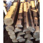 Chestnut Cleft Posts - 2m-66 - 2 - intermediate