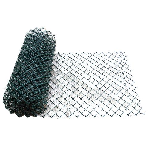 Green Chainlink Fencing