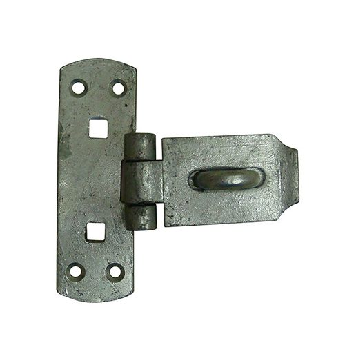 Vertical Hasp and Staple