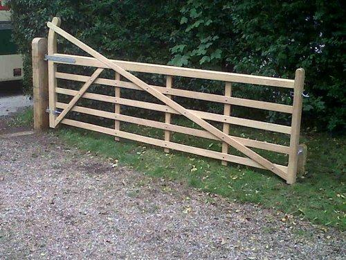 Estate Gates by DK Fencing