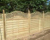 Omega Panels by DK Fencing