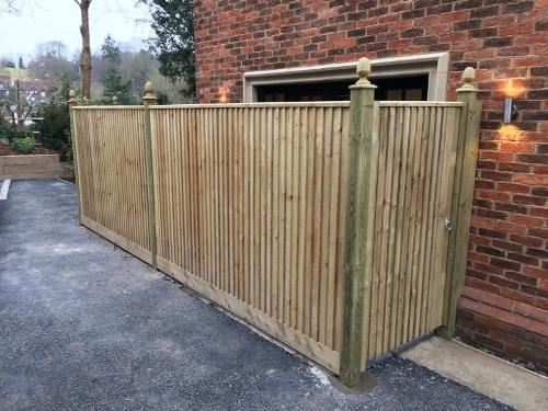Closeboard by DK Fencing