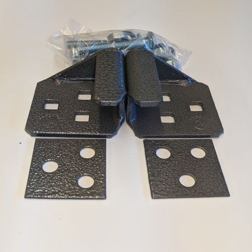 Heavy Padlock Protector Clasp (with bots)