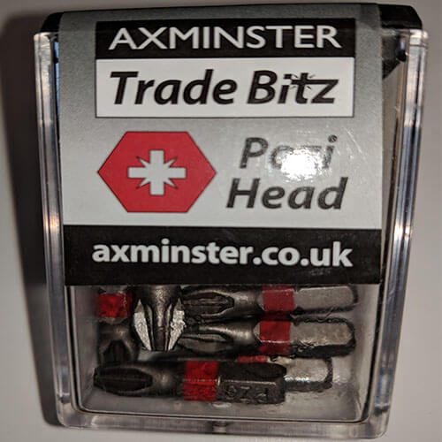 Pozi Head Box
