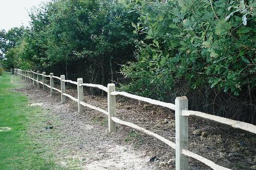 Post & Rail by RM Fencing