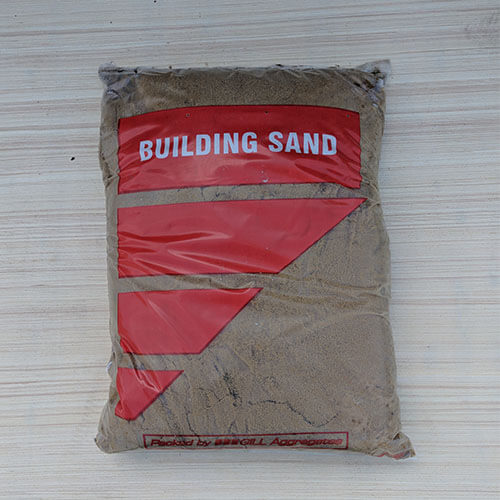 A 20Kg bag of Building Sand
