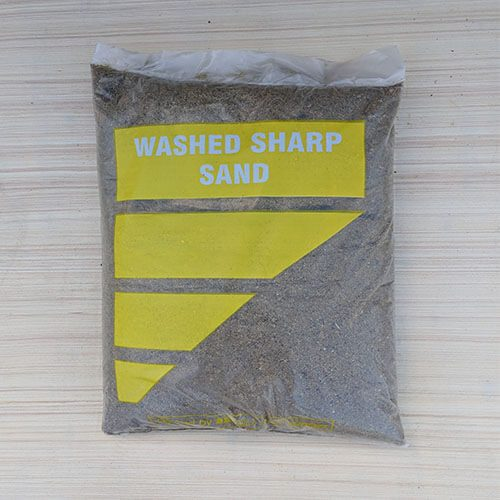 Washed Sharp Sand
