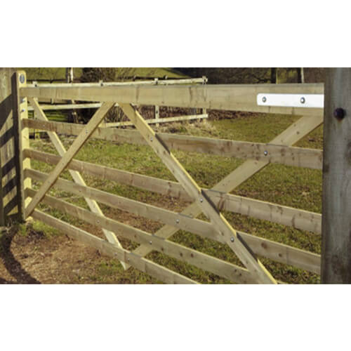 Somerfield 6 Bar Field Gate used for farm land
