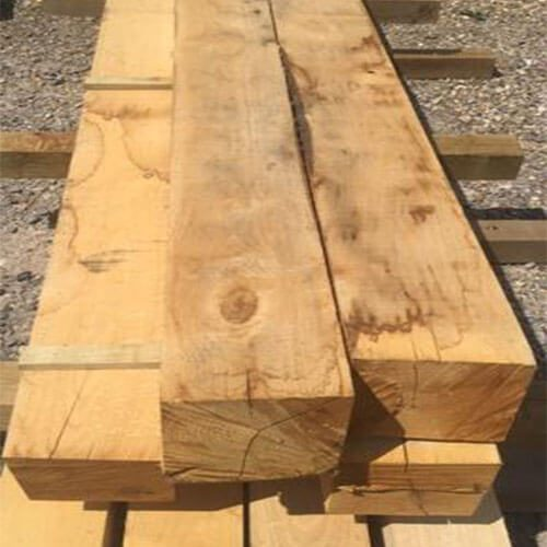 Square Chestnut Posts