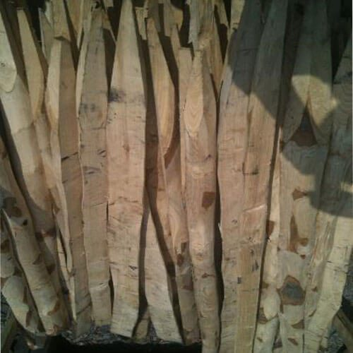 Chestnut Inters Half round Pointed Posts