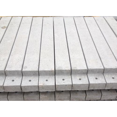 Concrete Decking Subframe Support Posts