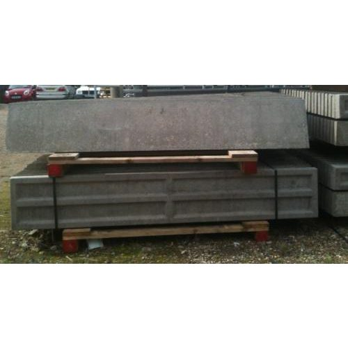 6' Concrete Gravel Boards