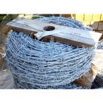 HT and MS Barbed Wire - 200m - 2-5mm-mild-steel