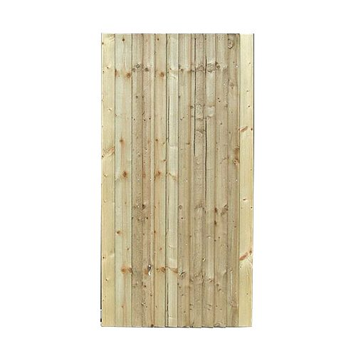 Crestala's Rotherfield closeboard, softwood Gates
