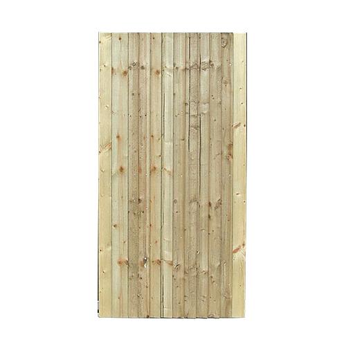 Crestala's Rotherfield closeboard, softwood Gates