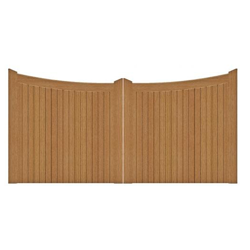 Made to order Manor Gates Range - Cotswold Gates