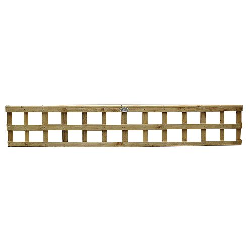 Crestala Square holed Standard Trellis Panels