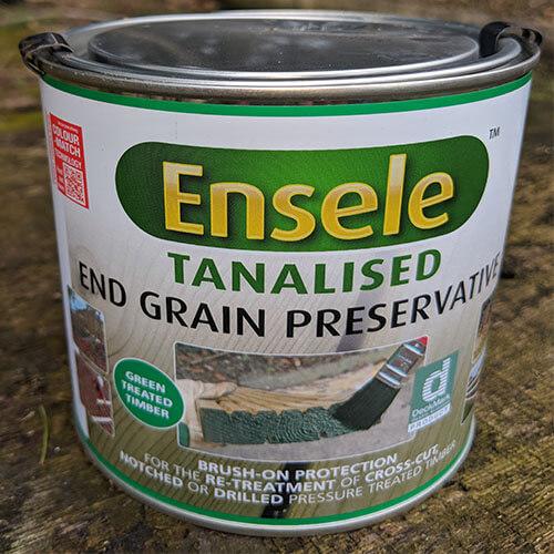End Grain Preservative