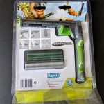 Netting Clips and Netting Pins - FP222 clip Gun (Green plastic)