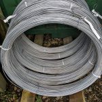 Galvanised Line Wire - 25kg - High Tensile - 3mm-3-15mm - 400m