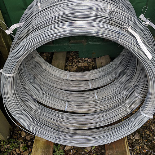 Galvanised Line Wire