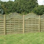 Omega Fence Panels - 1-8m-510 - 1-8m-59