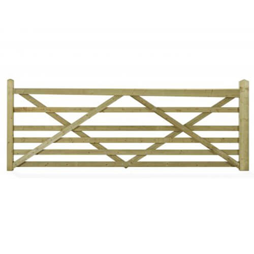 Somerfield 6 Bar Field gate