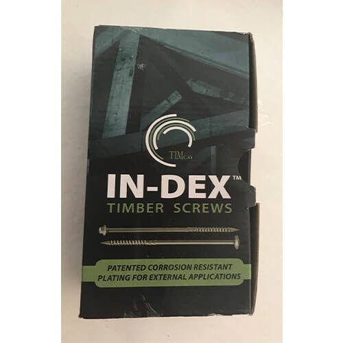 Timco Index Stainless Steel Screws