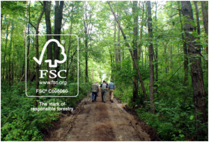 FSC The mark of responsible Forestry