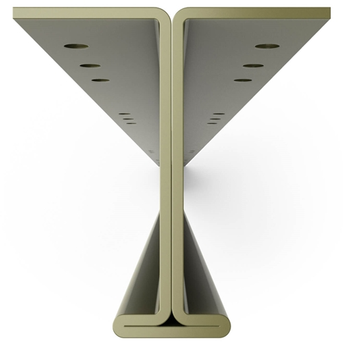 Olive Grey DuraPost top view