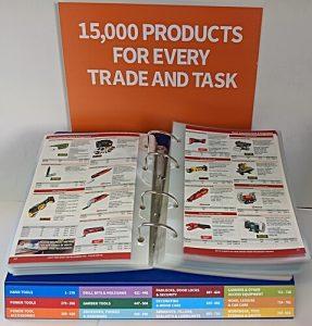 Toolbank catalogue